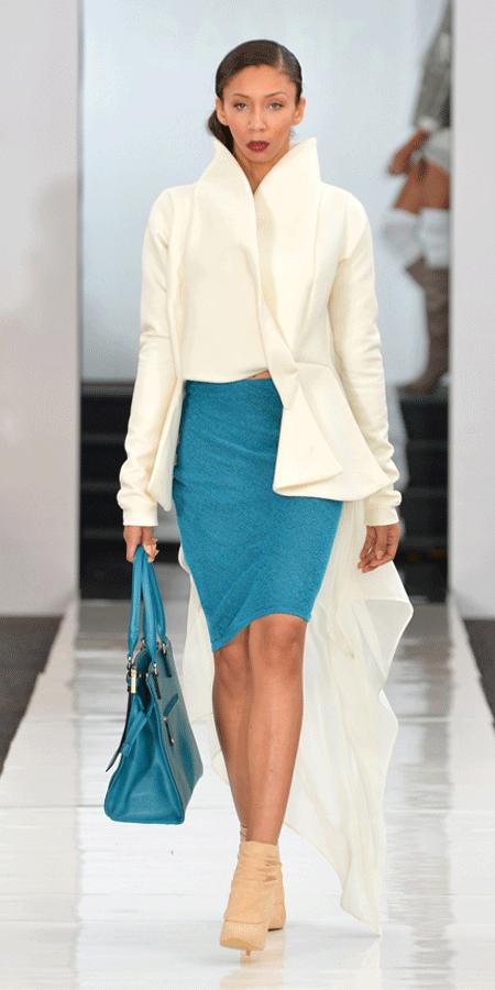 Ivory Wool Jacket